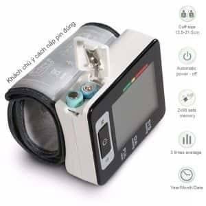 Máy đo huyết áp cổ tay tự động Medilife MBP-U60C