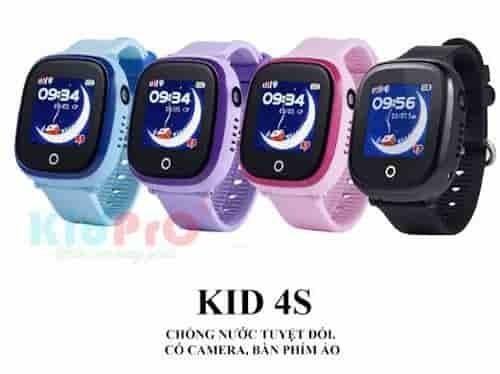 4.Đồng hồ định vị trẻ em KidPrO 4