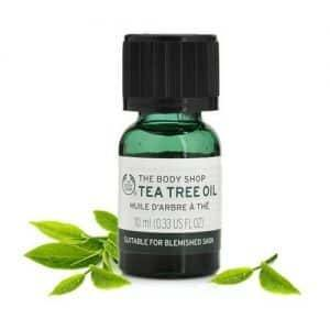 Serum trị mụn Tea Tree oil Body Shop