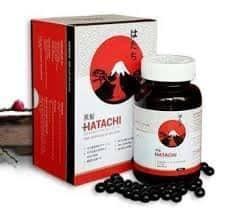 Thuốc trị rụng tóc, tóc bạc sớm Hitachi