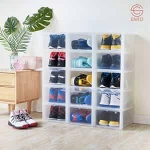 Hộp nhựa đựng giày sneaker box