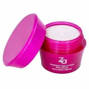 Kem Dưỡng Da Chống Lão Hóa Perfect Solution Restoring Collagen Cream ZA
