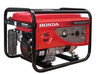 Máy phát điện Honda 2,2 Kw EP2500CX