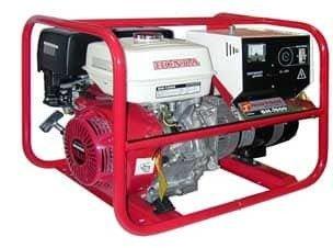 Máy phát điện Honda 4,5kw chạy xăng SH 5500C