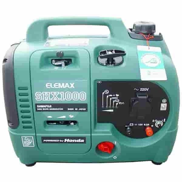 Máy phát điện biến tần Elemax Nhật Bản 1KVA SHX 1000