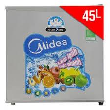 Tủ Lạnh Mini Midea HS-65SN (45L) - Xám Bạc