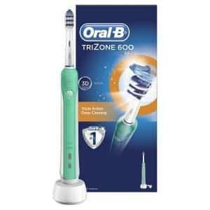 Bàn chải điện oral B pro 600