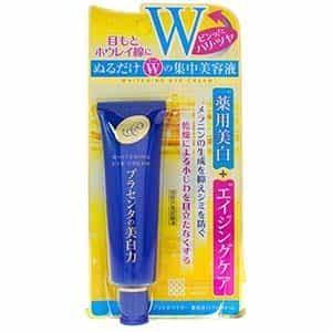 Kem trị thâm chống nhăn mắt Meishoku Whitening eye cream