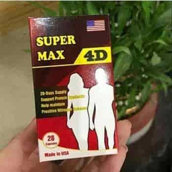 Thuốc tăng cân super max 4d
