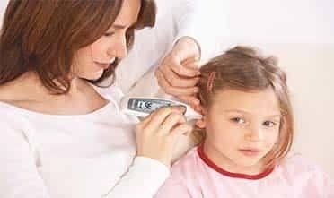 Nhiệt kế điện tử đo tai
