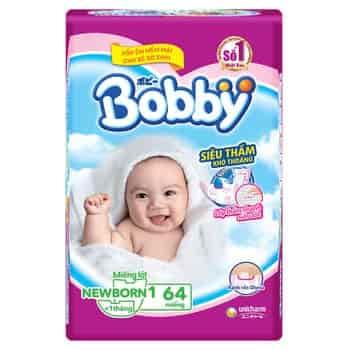 Miếng lót sơ sinh Bobby
