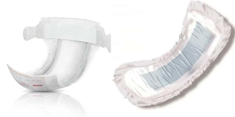 Nên sử dụng miếng lót trẻ sơ sinh hay tã dán