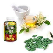 Trà xanh giảm cân Green Tea của Mỹ