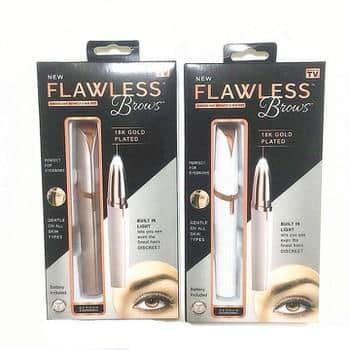 Máy tỉa lông mày flawless brows