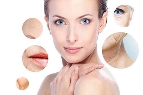 Công dụng kỳ diệu của collagen đối với làn da