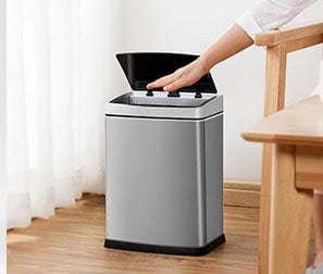 Có nên mua thùng đựng rác thông minh không ?