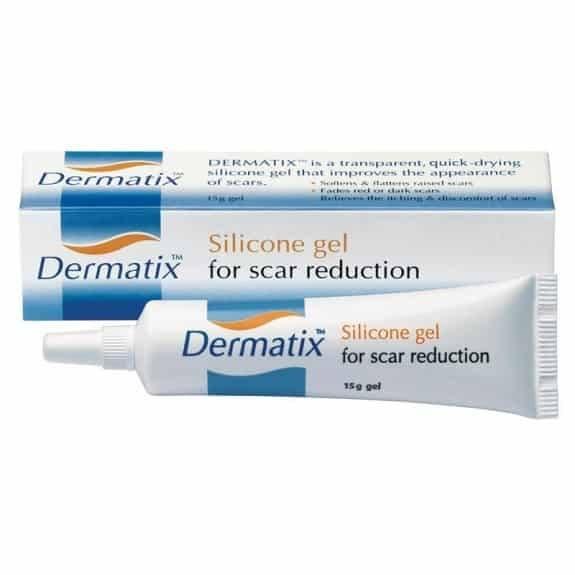 Kem trị sẹo lõm dermatix