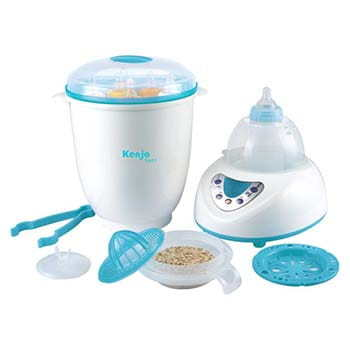 Các tác dụng của máy hâm sữa
