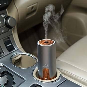 Máy xông tinh dầu Hummer difier  khử mùi  Xe hơi