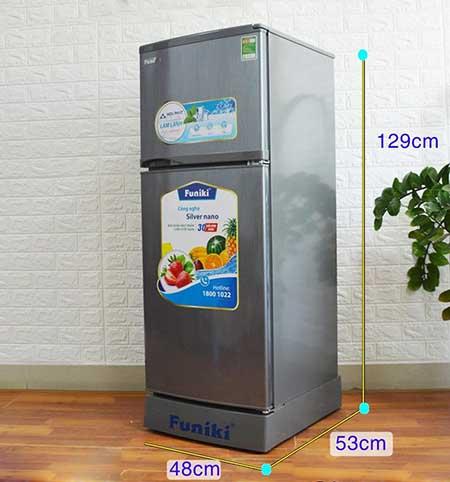 Tủ lạnh mini Funiki FR-132CI 130 lít