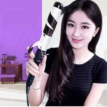 Máy uốn tóc công nghệ Nhật Bản đèn LED cao cấp