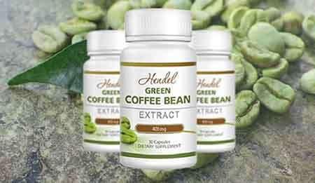 Thuốc giảm cân Green Coffee Bean chính hãng