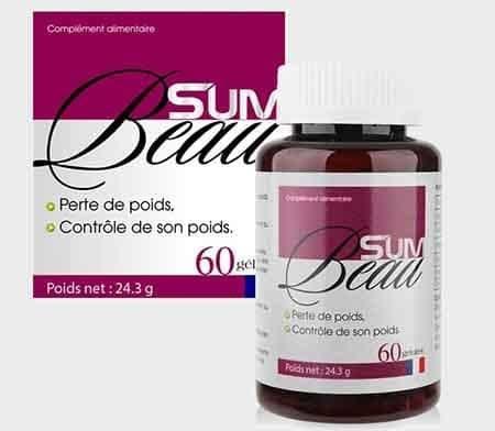 Viên uống giảm cân nhanh Sumbeau