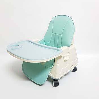 Ghế ăn dặm đa năng tích hợp 5 chức năng trên cùng một chiếc ghế