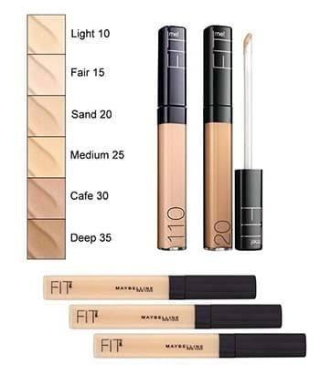Đâu là tone màu dành riêng cho bạn với dòng sản phẩm Fit Me - Hãy hỏi chúng tôi?