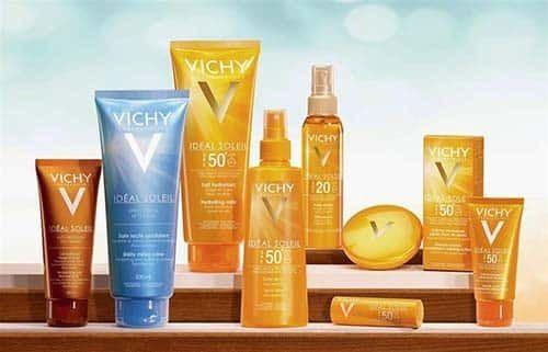 Kem chống nắng Vichy có tốt không?