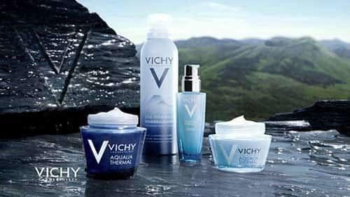 Thương hiệu mỹ phẩm Vichy mang đến cho bạn vẻ đẹp toàn diện
