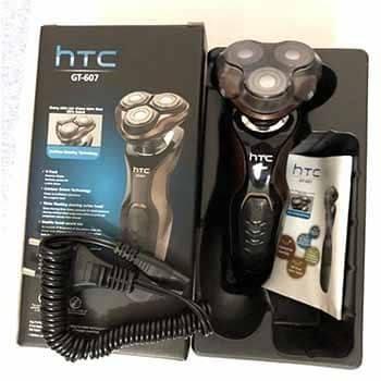 HTC 607 thể hiện tầm quan trọng của máy cạo râu với phái mạnh