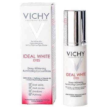 Kem dưỡng giảm thâm quầng mắt Vichy  Ideal White Eyes