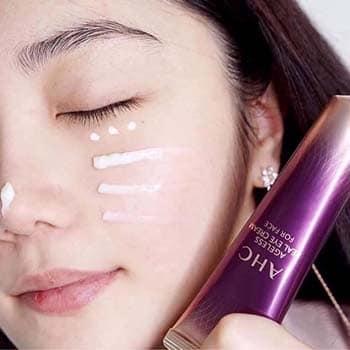 Kem đặc trị thâm quầng mắt hiệu quả  AHC  Ageless Real Eye Cream