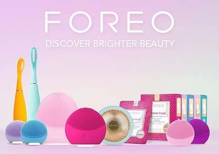 Giới thiệu về thương hiệu Foreo