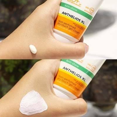 La Roche-Posay Anthelios Anti-Shine Dry Touch Gel bao gồm :