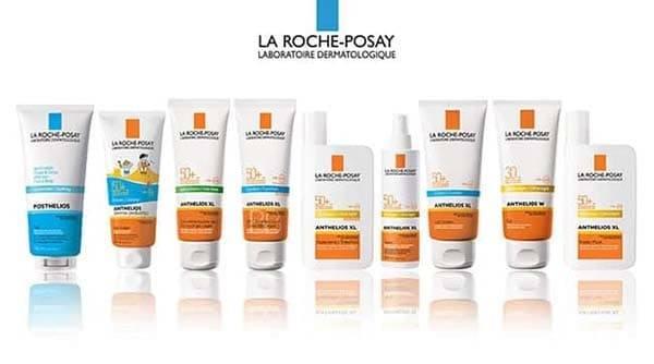 Các ưu điểm của Kem chống nắng La Roche Posay