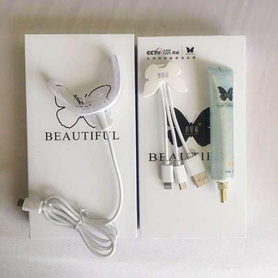 Máy làm trắng răng Beautiful Teeth Whitening kits