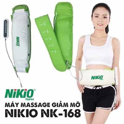 Máy massage bụng  Nikio NK-168