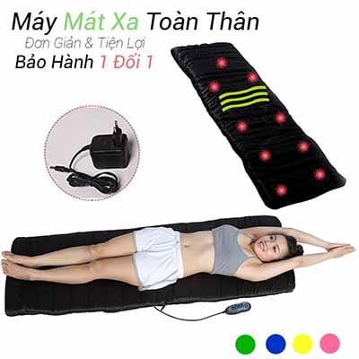 Nệm Massage Toàn Thân Bella MK93