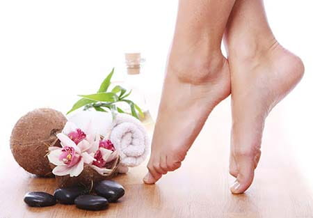 Gót bàn chân