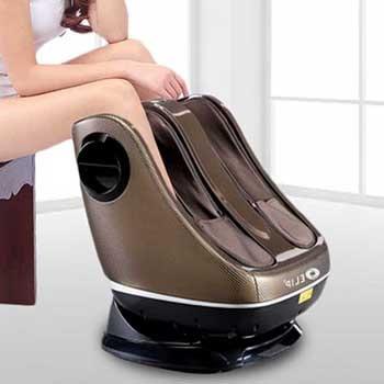 Các công dụng của máy massage chân