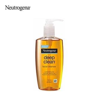 Sữa rửa mặt làm sạch sâu Neutrogena