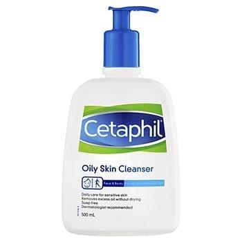 Sữa rửa mặt dành cho da dầu Cetaphil