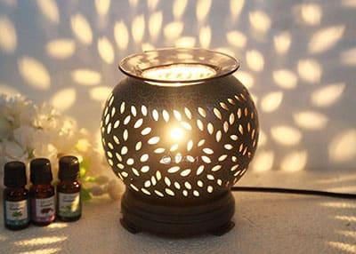 đèn xông tinh dầu bằng điện