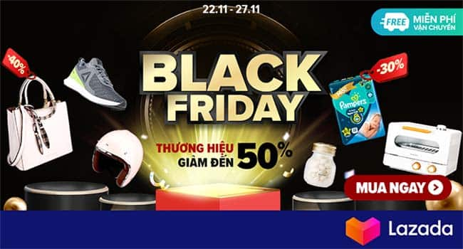 Lazada Black Friday