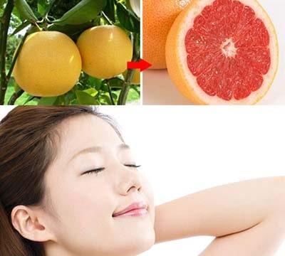 Tinh dầu bưởi giúp chăm sóc da, ngăn ngừa lão hóa