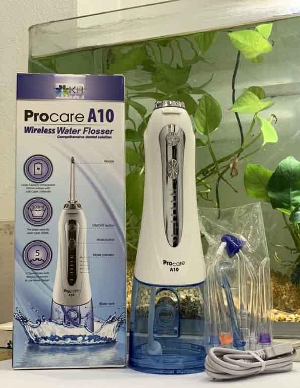 Máy tăm nước Procare A10 (Siêu phẩm mới ra mắt )