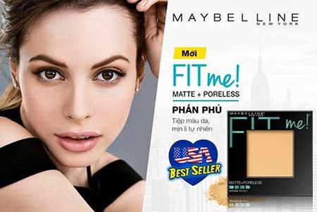 Thông tin về thương hiệu Maybelline