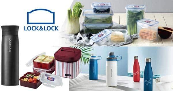 Giới thiệu về thương hiệu Lock&lock